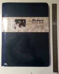 Mahara Journals Dimensions 11 X 15