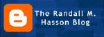 Randall M Hasson Blog