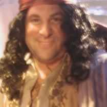 wait a second... Pirates don't smile...