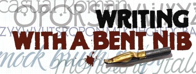 WritingWithABentNibTitleWEB
